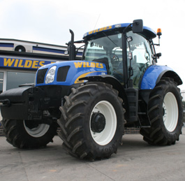 New Holland Tractor for hire